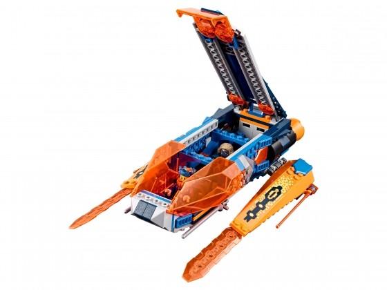 Lego Nexo Knights 70357 | Schloss Knighton | 10