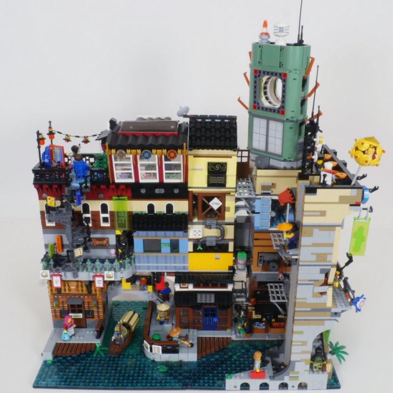 Lego Ninjago Moc