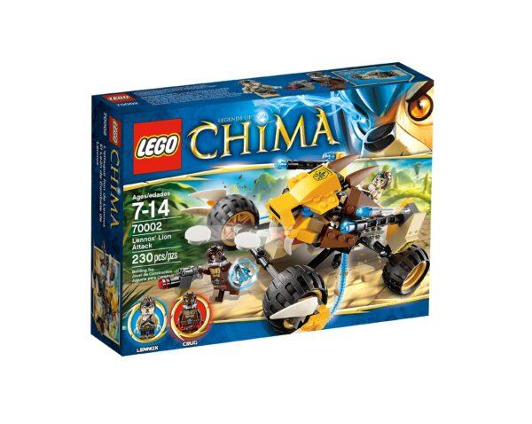 Lego Chima 70002 | Lennox Löwen-Buggy | günstig kaufen