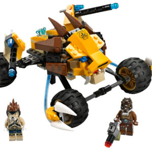 Lego Chima 70002 | Lennox Löwen-Buggy | 2