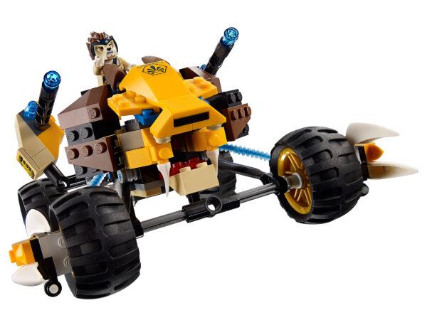 Lego Chima 70002 | Lennox Löwen-Buggy | 3