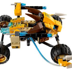 Lego Chima 70002 | Lennox Löwen-Buggy | 4