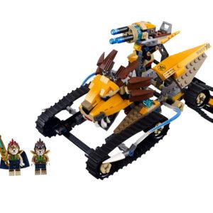 Lego Chima 70005 | Lavals Löwen-Quad | 2