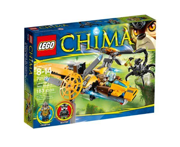 Lego Chima 70129 | Lavertus Löwen-Jet | günstig kaufen
