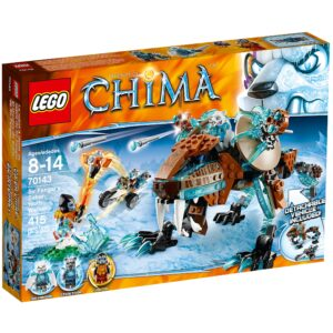 Lego Chima 70143 | Sir Fangars Säbelzahn-Roboter | günstig kaufen