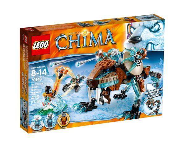 Lego Chima 70143   Sir Fangars Säbelzahn-Roboter   günstig kaufen