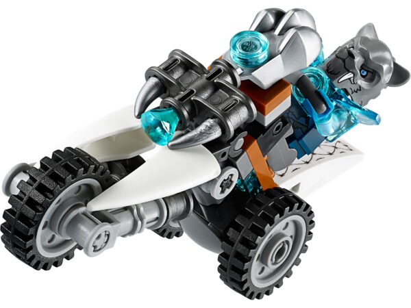 Lego Chima 70143   Sir Fangars Säbelzahn-Roboter   5