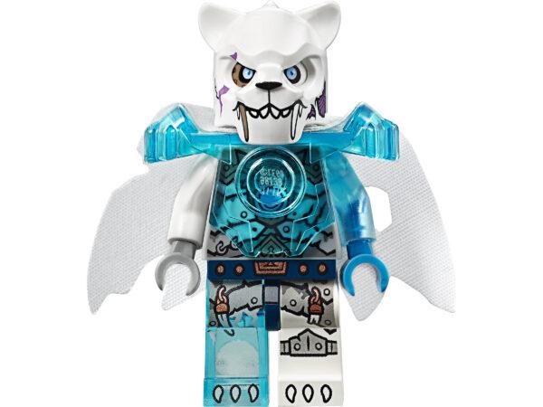Lego Chima 70143   Sir Fangars Säbelzahn-Roboter   6