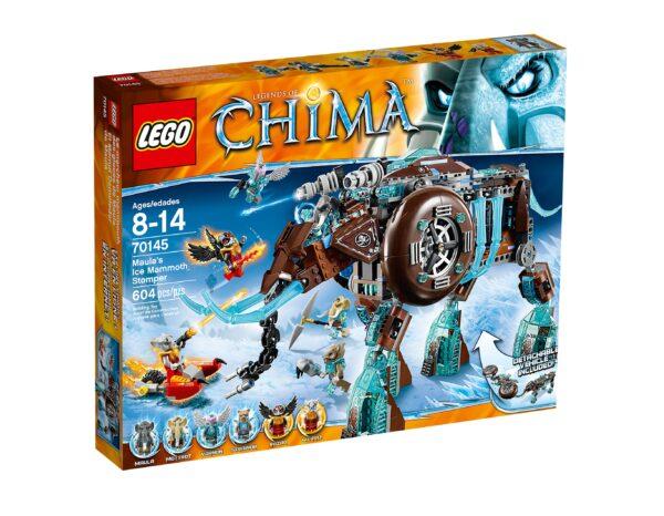 Lego Chima 70145 | Maulas Eismammuth | günstig kaufen