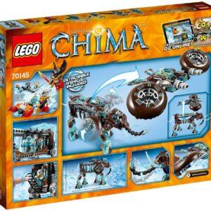 Lego Chima 70145 | Maulas Eismammuth | 2