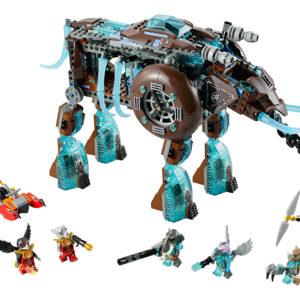 Lego Chima 70145 | Maulas Eismammuth | 3