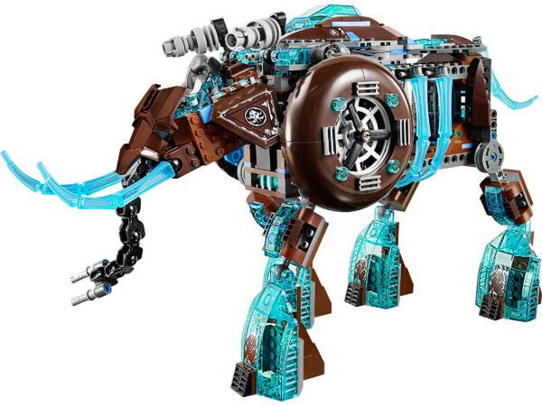 Lego Chima 70145 | Maulas Eismammuth | 4