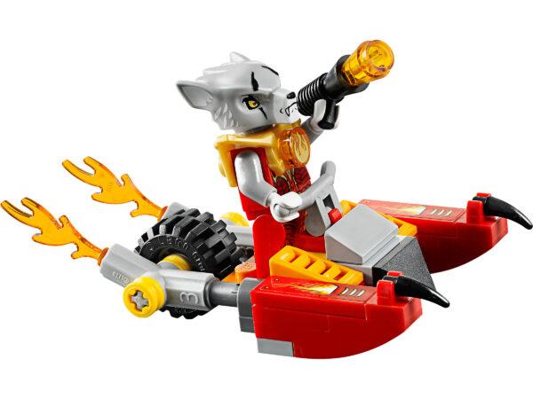Lego Chima 70145 | Maulas Eismammuth | 6