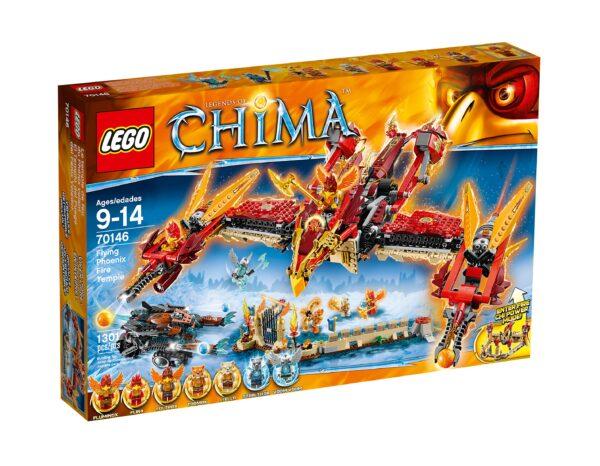 Lego Chima 70146 | Phoenix Fliegender Feuertempel | günstig kaufen