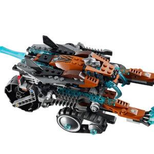 Lego Chima 70146 | Phoenix Fliegender Feuertempel | 6