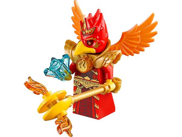 Lego Chima 70146 | Phoenix Fliegender Feuertempel | 8