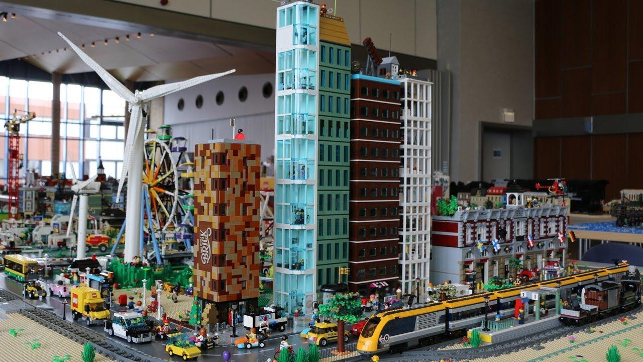 Lego City Stadt Moc