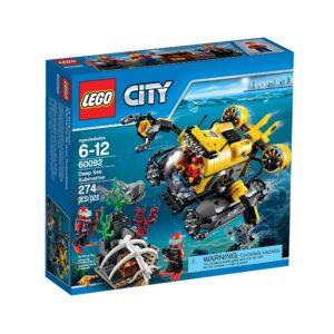 Lego City 60092 | Tiefsee-U-Boot | günstig kaufen
