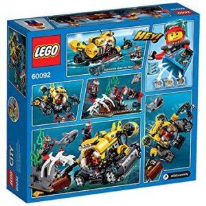 Lego City 60092   Tiefsee-U-Boot   2