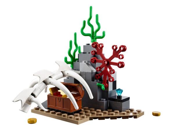 Lego City 60092   Tiefsee-U-Boot   4