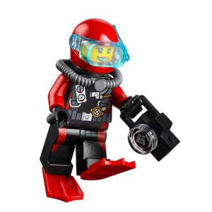 Lego City 60092   Tiefsee-U-Boot   5