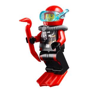 Lego City 60092   Tiefsee-U-Boot   6