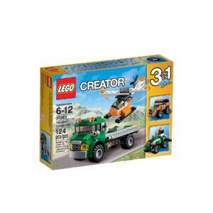 Lego Creator 3in1 31043 | Hubschrauber Transporter | günstig kaufen