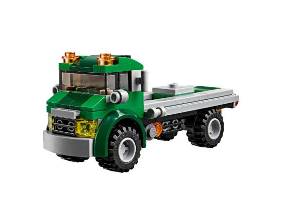 Lego Creator 3in1 31043 | Hubschrauber Transporter | 4