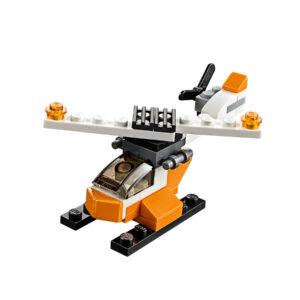 Lego Creator 3in1 31043 | Hubschrauber Transporter | 5