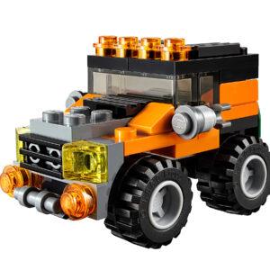 Lego Creator 3in1 31043 | Hubschrauber Transporter | 6