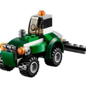 Lego Creator 3in1 31043 | Hubschrauber Transporter | 7