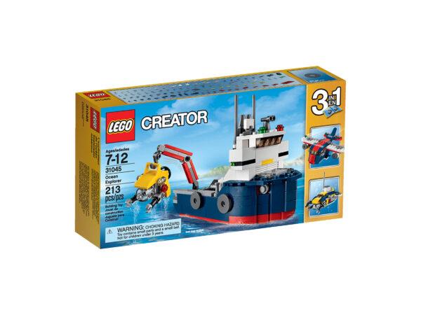 Lego Creator 3in1 31045   Erforscher der Meere   günstig kaufen