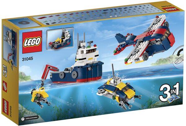 Lego Creator 3in1 31045   Erforscher der Meere   2