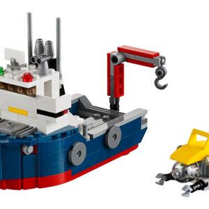 Lego Creator 3in1 31045   Erforscher der Meere   3