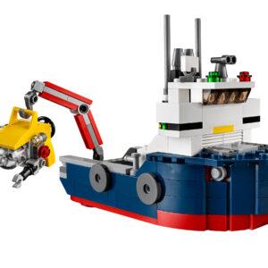 Lego Creator 3in1 31045   Erforscher der Meere   4