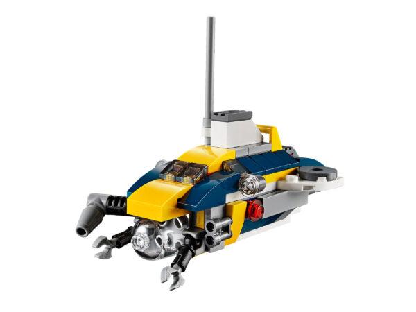 Lego Creator 3in1 31045   Erforscher der Meere   6