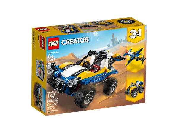 Lego Creator 3in1 31087   Strandbuggy   günstig kaufen