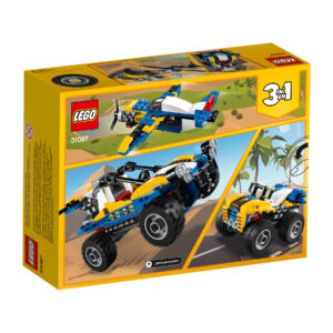 Lego Creator 3in1 31087   Strandbuggy   2