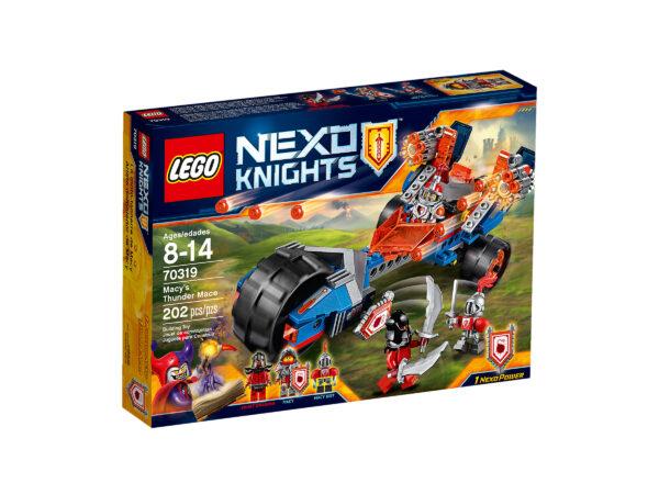 Lego Nexo Knights 70319 | Macys Donnerbike | günstig kaufen