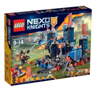 Lego Nexo Knights 70317 | Die rollende Festung | günstig kaufen