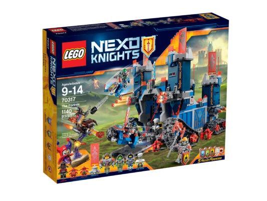 Lego Nexo Knights 70317   Die rollende Festung   günstig kaufen