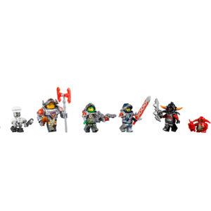 Lego Nexo Knights 70317 | Die rollende Festung | 10