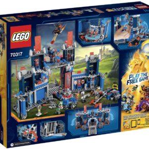 Lego Nexo Knights 70317 | Die rollende Festung | 2