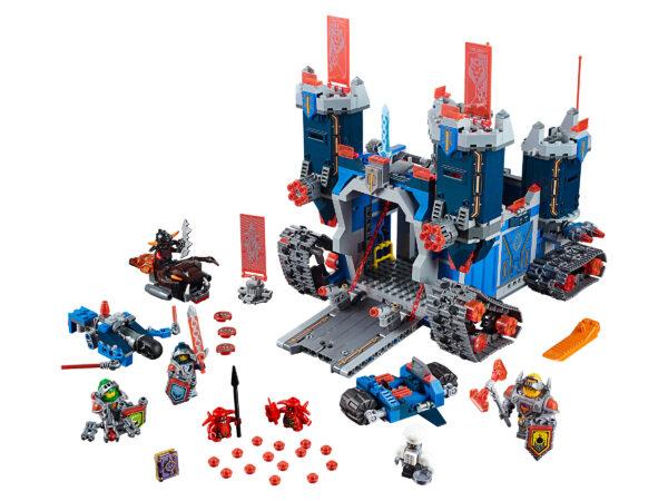 Lego Nexo Knights 70317 | Die rollende Festung | 3
