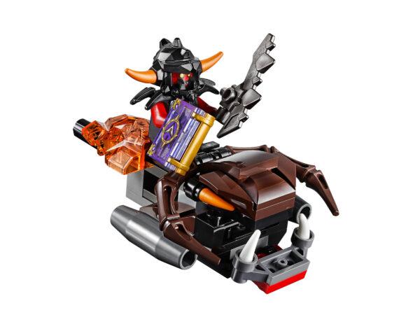 Lego Nexo Knights 70317 | Die rollende Festung | 7