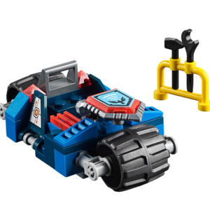 Lego Nexo Knights 70317 | Die rollende Festung | 8