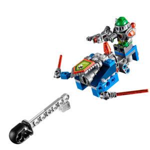 Lego Nexo Knights 70317 | Die rollende Festung | 9