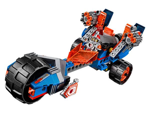 Lego Nexo Knights 70319 | Macys Donnerbike | 3