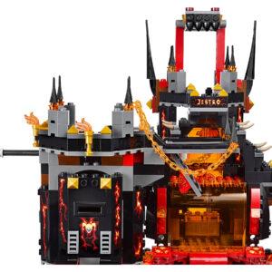 Lego Nexo Knights 70323   Jestros Vulkanfestung   6