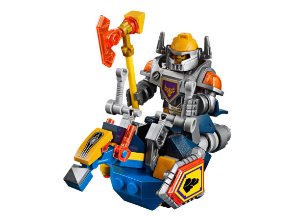 Lego Nexo Knights 70323   Jestros Vulkanfestung   8